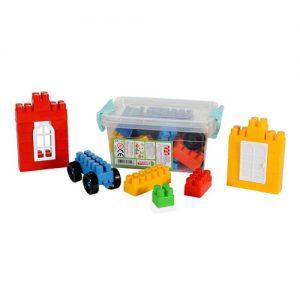 Mini Blocks in Storage Box